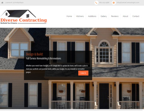 Diverse Contracting