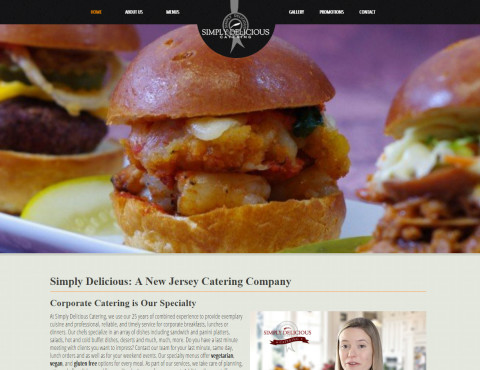 Simply Delicious Catering