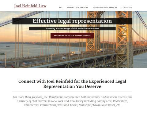 Joel Reinfeld Law